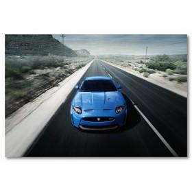 Αφίσα (supercar, φύση, δρόμος, αυτοκίνητο)